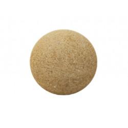 Remate columna con forma de bola pequeño