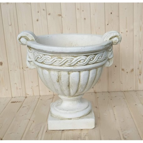 Copa romana decorada