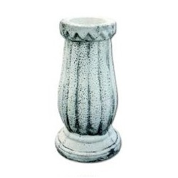 Pedestal ondulado
