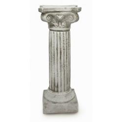 Pedestal capitel
