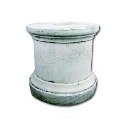 Pedestal redondo
