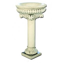 Macetero pedestal