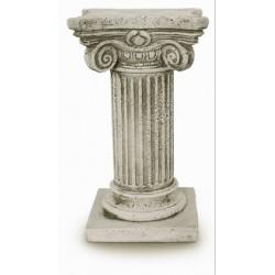 Columna capitel picada