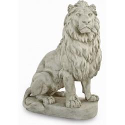 León gigante (izquierdo)