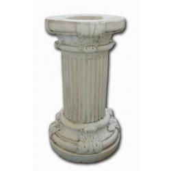 Columna frisada
